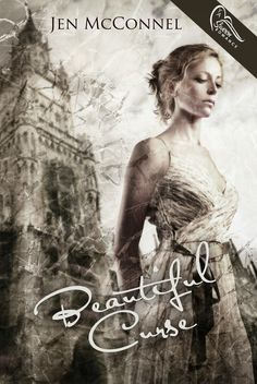 COVER REVEAL - Beautiful Curse by Jen McConnel (Contemporary, Fantasy, YA Reads Book Tours, Young Adult)  (September)