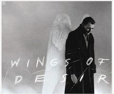 """""""Wings of Desire""""1987  by Wim Wenders J.M. Kenny    Gorgeous movie!!!!"""