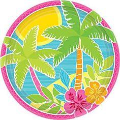billige hawaii blomsterkranse