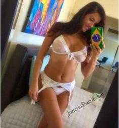 #StunnerSunday @janessabrazil!  #MustFollow #Model #Sexy #beauty #gorgeous #HotChicks #Babes #curves #Hottie #lingerie #selfie #lace #camgirl #cammodel #busty
