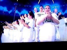 London 2012 Olympics  john lennon