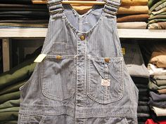 Lee WHIZIT Overalls, 1930's