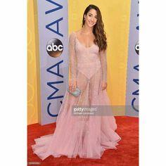 Hayley Paige's Merlin Gown