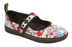Hello Kitty Dr. Marten Mary Janes
