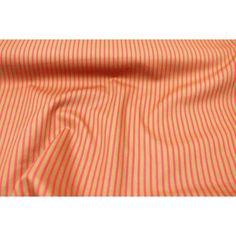 Popeline, Baumwolle - Streifen - camel, rot Casual Shorts, Beige, Women, Fashion, Poplin, Cotton Fabric, Stripes, Red, Cotton