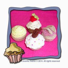 Mini Cupcake Toppings One