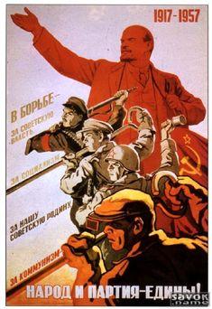 Плакаты СССР(241-270)