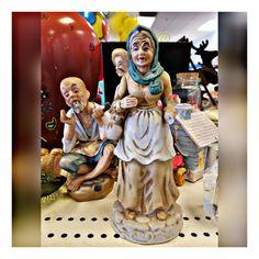 Old Woman figurine
