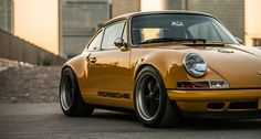 An American Singer in London... | Classic Driver Magazine