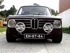 Bmw 2002 vintage classic cars 03 #bmwvintagecars