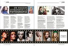UN VIAGGIO ATTRAVERSO LA FOTOGRAFIA - Intervista a Weronika Kosińska A cura di Giorgia Di Giorgio  La mia intervista alla bravissima fotografa polacca Weronika Kosińska, pubblicata su Gallery Nails & Make Up n. 4.  Grazie a tutti per l'attenzione e per il supporto che date a questo blog.