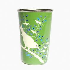 Eva Hand Painted Cups by Nkuku at Abby Sprouts | Buy at Abby Sprouts Baby Store in Victoria, BC, Canada or Shop Online with Free Shipping on...