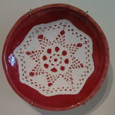 Cerâmica rendada by Ana Marta... Palavras para quê??? | D'Évora com Amor