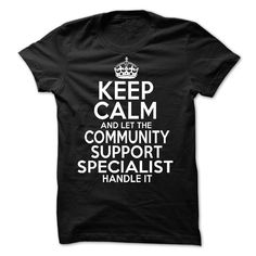 COMMUNITY SUPPORT SPECIALIST T Shirt, Hoodie, Sweatshirt