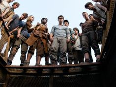 If you are a glader, what do you want to be?