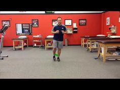 Resisted lower extremity reaches - PFP media