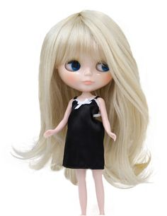 Wigs2dolls.com 人形・ドールウィッグ通販専門店 Doll Wig Online Store  B-140 オシャレ感満点のウェーブパワー★外国のSEXYなお姫様に変身! #Blythe #BJD #SD #SuperDofflie #Wig #Cosplay #Halloween #Fashion #Wedding #Hair #ヘア #ブライス