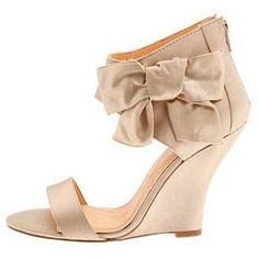 dressy wedge sandals for weddings | shop shoes wedding shoes wedges shoeperwoman com the wedge shoe ...