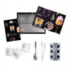 R-EVOLUTION Molecular Mixology Kits For Gin & Tonic