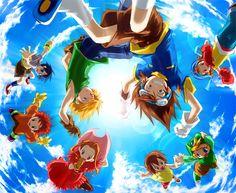 LOVE DIGIMON!!! on Pinterest | Digimon, Digimon Adventure and ...