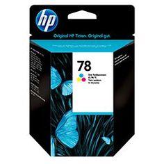 HP Μελάνι HP 78 Colour