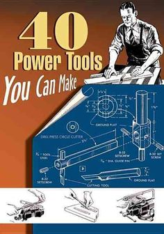 Originally published by Popular Mechanics in 1941, this classic manual is a testament to the ingenuity and dedication of American craftsmen. The collected projects, written by various craftsmen, demon
