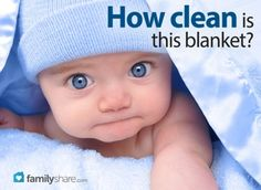 FamilyShare.com l How to deal with germs and your new baby
