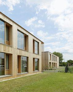 Dietger Wissounig Architekten · Peter Rosegger Nursing Home