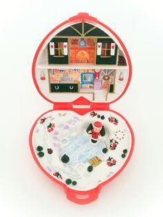 Christmas - 1989 - Polly Pocket Photo  ©Anne Le Groumellec