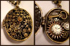 Now I'd love this to be a locket