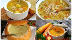 Už nikdy nebudete váhať, čo na rýchlu večeru alebo obed: 15 receptov výborné minútkové polievky, ktoré pripravíte aj so zatvorenými očami! Chana Masala, Cheeseburger Chowder, Hummus, Cantaloupe, Soup, Lunch, Fruit, Ethnic Recipes, Homemade Hummus