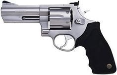 "Taurus 444 .44 Magnum 4"" RevolverLoading that magazine is a pain! Get your Magazine speedloader today! http://www.amazon.com/shops/raeind"