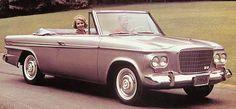 1963 Studebaker Lark Daytona R2 Convertible