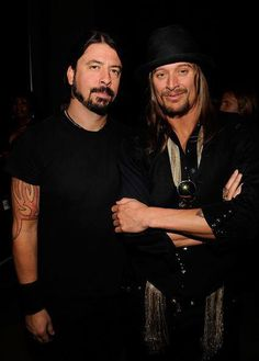 Dave Grohl & Kid Rock