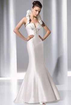 Abito da sposa elegante Demetrios