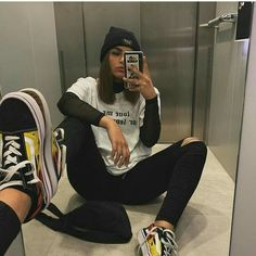 Choose a fit , which one if your favorite?🔥 _________________________________ Best Picture For Tomboy Outfit casual Source by Ruththomsonn outfits Grunge Outfits, Edgy Outfits, Mode Outfits, Retro Outfits, Cute Casual Outfits, Fashion Outfits, Lesbian Outfits, Gay Outfit, Outfit Jeans
