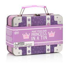 Knutselen voor meisjes. Word een echte prinses! NPW Gifts