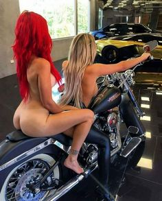 Chicks and Choppers
