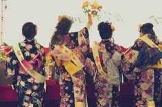 Yukata girls #summer