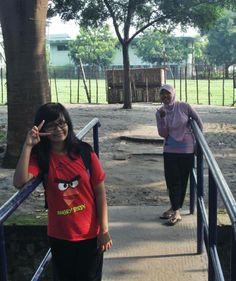 apikk and me :v