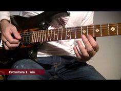 Como Tocar Sweep Picking #1: (Giardino -Malmsteen): Tutorial Para Guitarra Eléctrica TCDG - YouTube