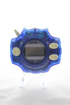 Tamagotchi Digital-Monster (Digimon) Digivice 1999 Clear Blue