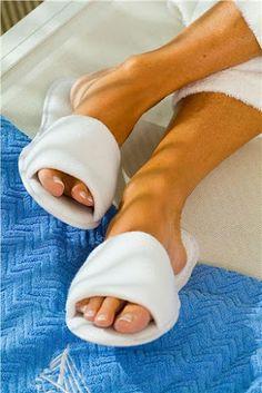 Foot softening milk spa soak