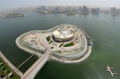 Khalid Lagoon Island Marine Works