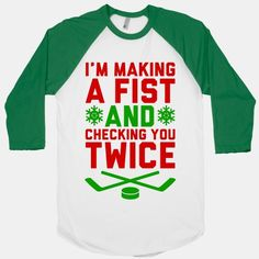 Making A Fist And Checking You... | T-Shirts, Tank Tops, Sweatshirts and Hoodies | HUMAN