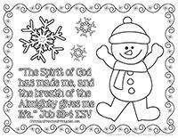 James 1:17 Master Clubs Lookouts Bible verse coloring page