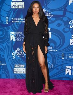 Ciara Goes Glam in Zuhair Murad at the Essence Black Women in Music Party  #InStyle