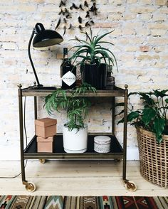 Sostrene Grene flowerpots, ceramic jar and nature basket by frokenoverspringshandling.dk #grenehome