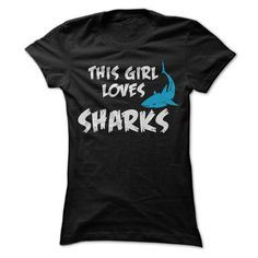 Love Sharks T-Shirt