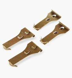 Brick Clip - Lee Valley Tools Brick Clips, Hanger Clips, Lee Valley, Fall Planters, New Catalogue, Steel Doors, Christmas Deco, Brick Wall, Landscaping Ideas